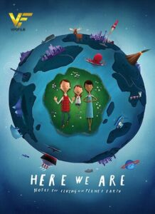 دانلود انیمیشن زمین خانه ما Here We Are: Notes for Living on Planet Earth 2020