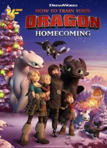 دانلود انیمیشن مربی اژدها 4: بازگشت به خانه How to Train Your Dragon Homecoming 2019