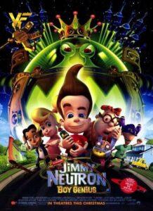 دانلود انیمیشن جیمی نوترون: پسر نابغه Jimmy Neutron: Boy Genius 2001
