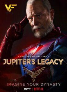 دانلود سریال میراث خدایان Jupiter's Legacy 2021