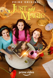 دانلود سریال جادو رو اضافه کن 2015 Just Add Magic دوبله فارسی