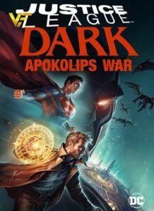 انیمیشن لیگ عدالت تاریک: جنگ آپوکلیپس Justice League Dark: Apokolips War 2020