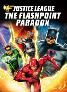 دانلود انیمیشن لیگ عدالت: پارادوکس فلشپوینت Justice League: The Flashpoint Paradox 2013