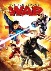 دانلود انیمیشن لیگ عدالت: جنگ Justice League: War 2014
