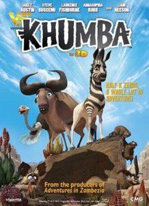 دانلود انیمیشن کومبا Khumba 2013