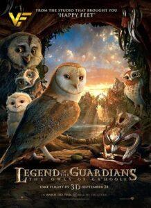 دانلود انیمیشن افسانه نگهبانان: جغدهای گهول Legend of the Guardians: The Owls of Ga'Hoole 2010