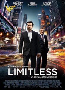 دانلود فیلم نامحدود Limitless 2011 دوبله فارسی