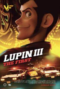 دانلود انیمیشن لوپین 3 سوم: اولین Lupin III: The First 2019
