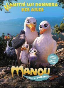 دانلود انیمیشن مانو پرستوی چابک 2019 Manou the Swift (Birds of a Feather)
