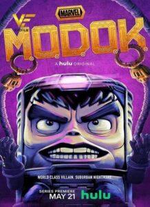 دانلود انیمیشن مارول موداک Marvel's MODOK 2021 دوبله فارسی