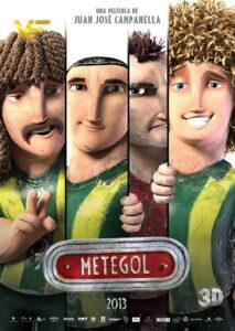 دانلود انیمیشن فوتبال دستی Metegol (The Unbeatables) 2013