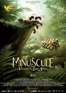 دانلود انیمیشن موجودات کوچک : دره مورچه های گمشده Minuscule : Valley of the Lost Ants 2013