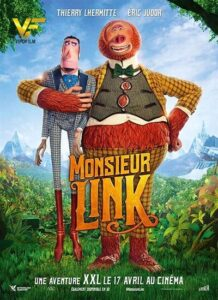 دانلود انیمیشن لینک گمشده Missing Link 2019