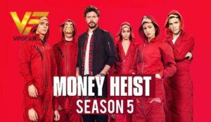 دانلود فصل پنجم سریال سرقت پول (مانی هیست) Money Heist