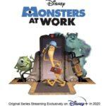 دانلود انیمیشن سریالی هیولاها در محل کار Monsters at Work 2021