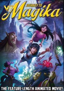 دانلود انیمیشن نیکو: سفر به سرزمین شگفت انگیز Niko: Journey to Magika 2014