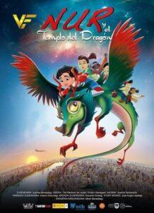دانلود انیمیشن Nur And The Temple Of The Dragon 2017 دوبله فارسی
