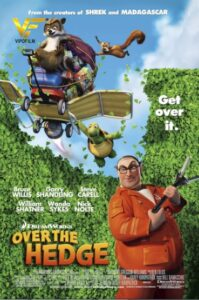 دانلود انیمیشن آن سوی پرچین Over the Hedge 2006