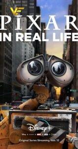 دانلود سریال پیکسار در دنیای واقعی Pixar in Real Life 2019