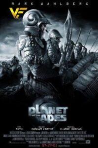 دانلود فیلم سیاره میمون ها Planet of the Apes 2001