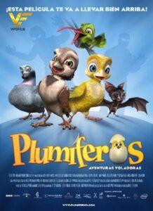 دانلود انیمیشن پرندگان آزاد Plumíferos 2010
