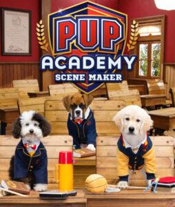دانلود سریال آموزشگاه توله سگ ها Pup Academy 2019