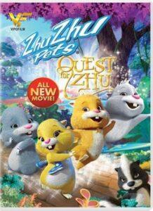 دانلود انیمیشن تلاش برای ژو Quest for Zhu 2011