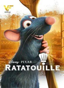 دانلود انیمیشن راتاتویی (موش سرآشپز) Ratatouille 2007