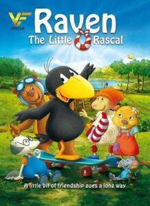 دانلود انیمیشن ریون ناقلای کوچولو Raven the Little Rascal 2012