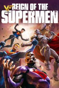 دانلود انیمیشن حکومت سوپرمن ها Reign of the Supermen 2019