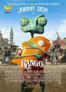 دانلود انیمیشن رنگو Rango 2011