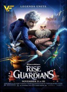 دانلود انیمیشن نگهبانان قصه ها (ظهور نگهبانان) Rise of the Guardians 2012