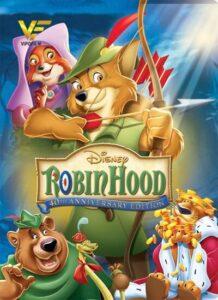 دانلود انیمیشن رابين هود Robin Hood 1973 دوبله فارسی