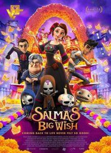 انیمیشن آرزوی بزرگ سالما Salmas Big Wish 2019