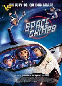 دانلود انیمیشن میمون های فضایی Space Chimps 2008