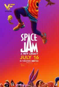 دانلود انیمیشن جام جم : میراث جدید Space Jam: A New Legacy 2021