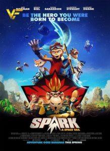 دانلود انیمیشن اسپارک : یک دم فضایی Spark: A Space Tail 2016