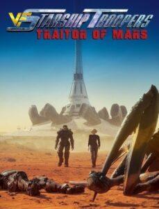 دانلود انیمیشن سربازان سفینه جنگی : خائن به مریخ Starship Troopers: Traitor of Mars 2017