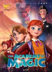 دانلود انیمیشن دانشگاه (آکادمی) جادویی The Academy of Magic 2020