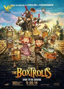 دانلود انیمیشن غول های پاکتی The Boxtrolls 2014