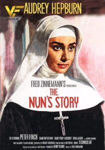 دانلود فیلم داستان راهبه The Nun's Story 1959 دوبله فارسی