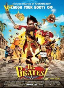 دانلود انیمیشن دزدان دریایی نخاله The Pirates : Band of Misfits 2012