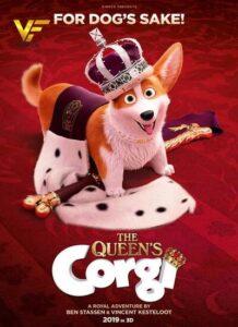 دانلود انیمیشن سگ مورد علاقه ملکه The Queens Corgi 2019