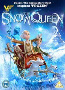 دانلود انیمیشن ملکه برفی Snow Queen 2012