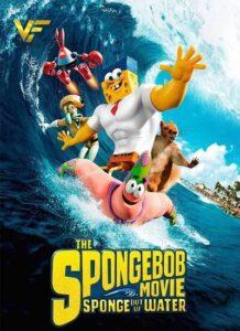 دانلود انیمیشن باب اسفنجی در خشکی The SpongeBob Movie: Sponge Out of Water 2015