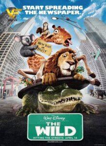 دانلود انیمیشن دنیای وحش The Wild 2006