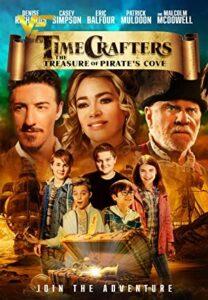دانلود فیلم سازندگان زمان: گنجینه غار دزدان دریایی Timecrafters: The Treasure of Pirate's Cove 2020