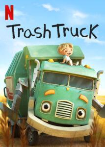 دانلود انیمیشن سریالی کامیون زباله 2021 Trash Truck