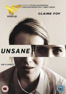 دانلود فیلم دیوانه Unsane 2018
