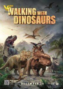 دانلود انیمیشن قدم زدن با دایناسور ها Walking with Dinosaurs 2013